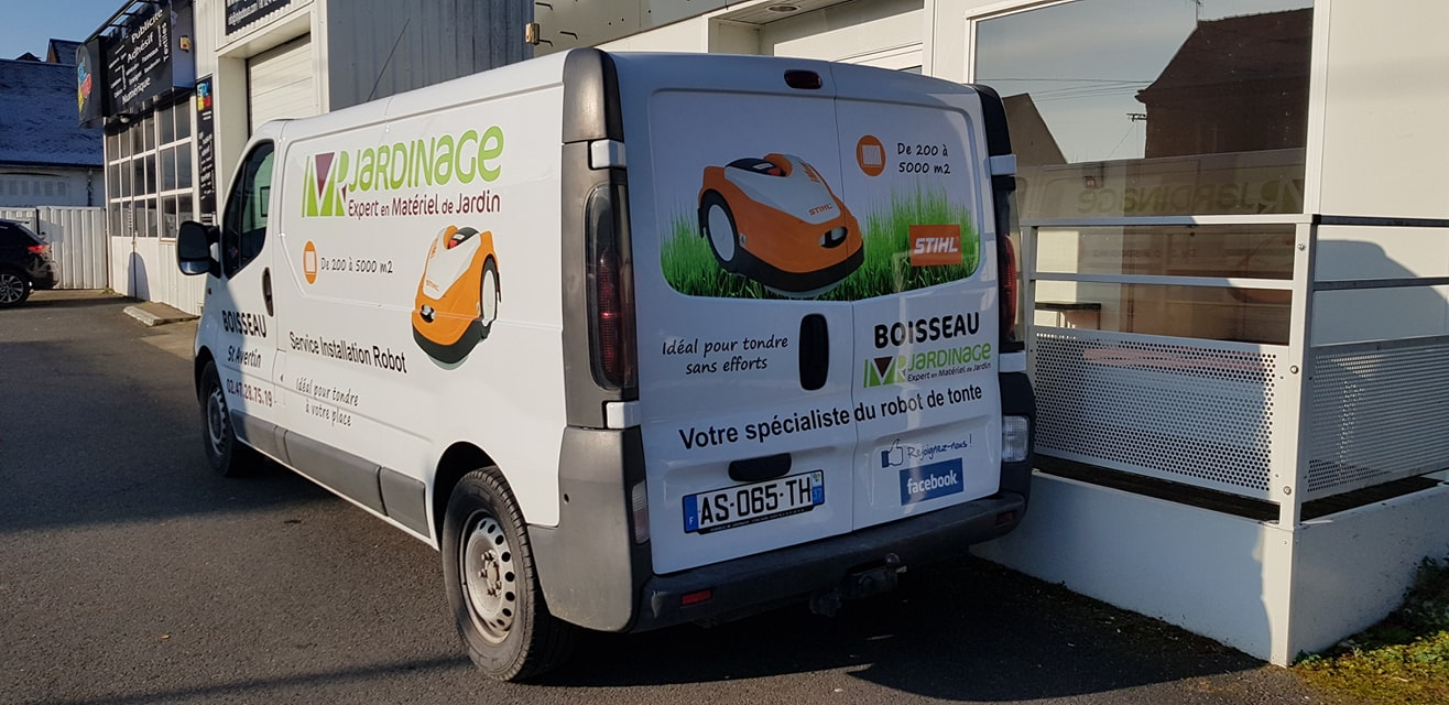 flocage vehicule